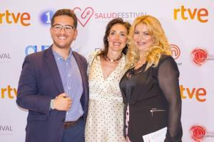 #raquelayestaran Entrega de Premios #Saludfestival