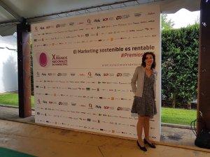 Premios de MK Sostenible, Raquel Ayestarán